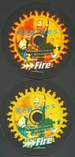 Fire remixes CD with 3 tracks